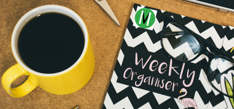 8 Simple Ways You Can Be More Organised at Work Today